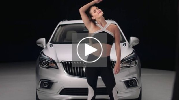 Joy to Drive: Built for Comfort - Nina Agdal, Akin Akman, & the First-Ever Buick Envision | Buick
